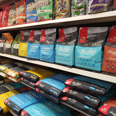 Pet Essentials Store Fort Lauderdale